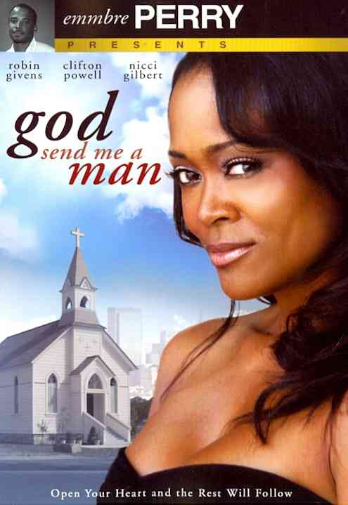 GOD SEND ME A MAN BY GIVENS,ROBIN (DVD)